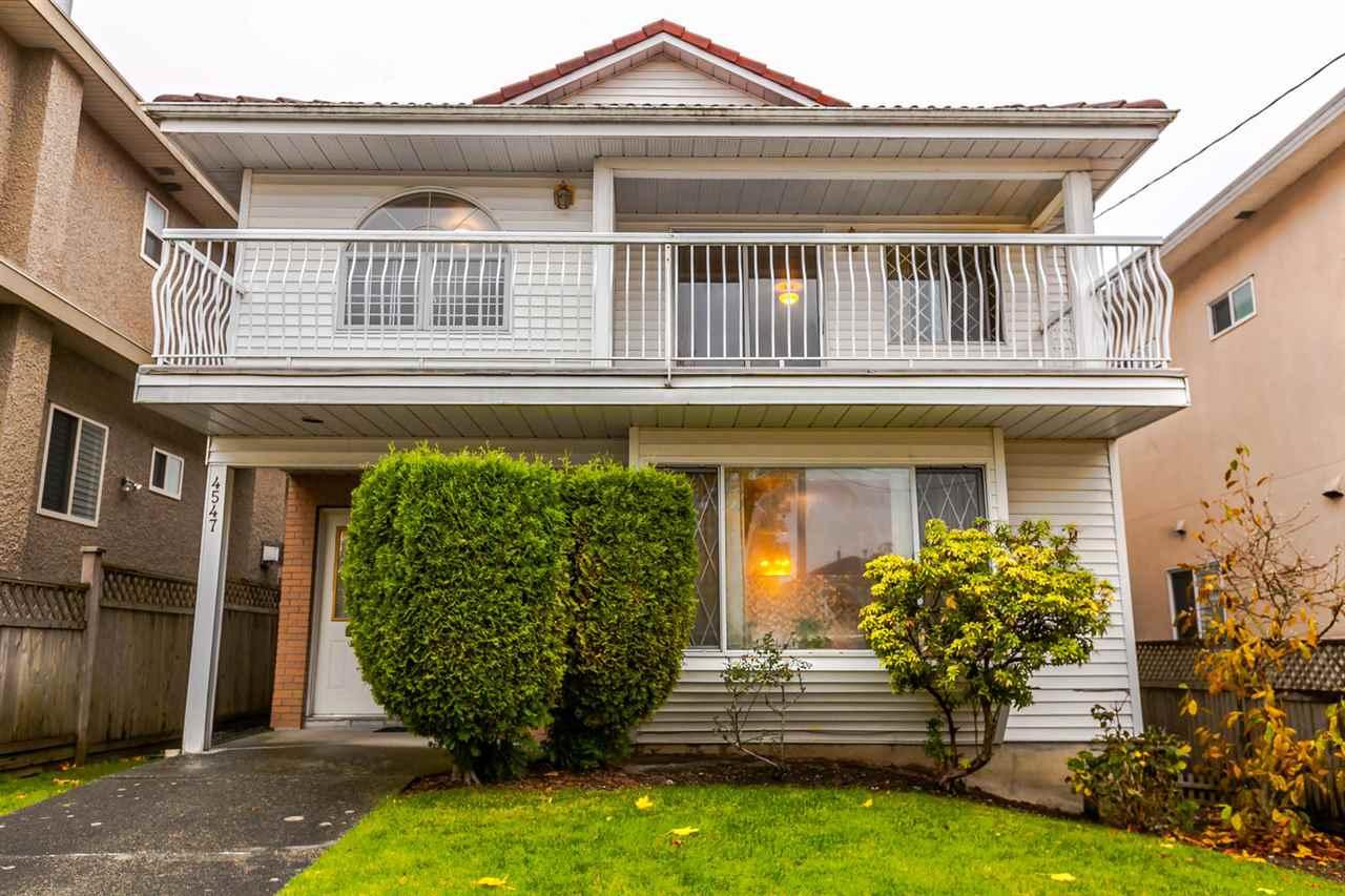 4547 ELGIN Fraser VE, Vancouver (R2222211)