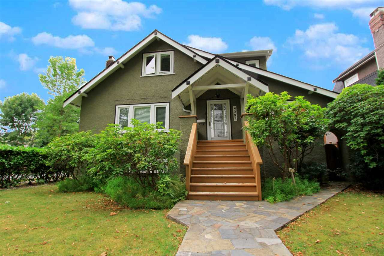 4293 W 13TH Point Grey, Vancouver (R2222512)