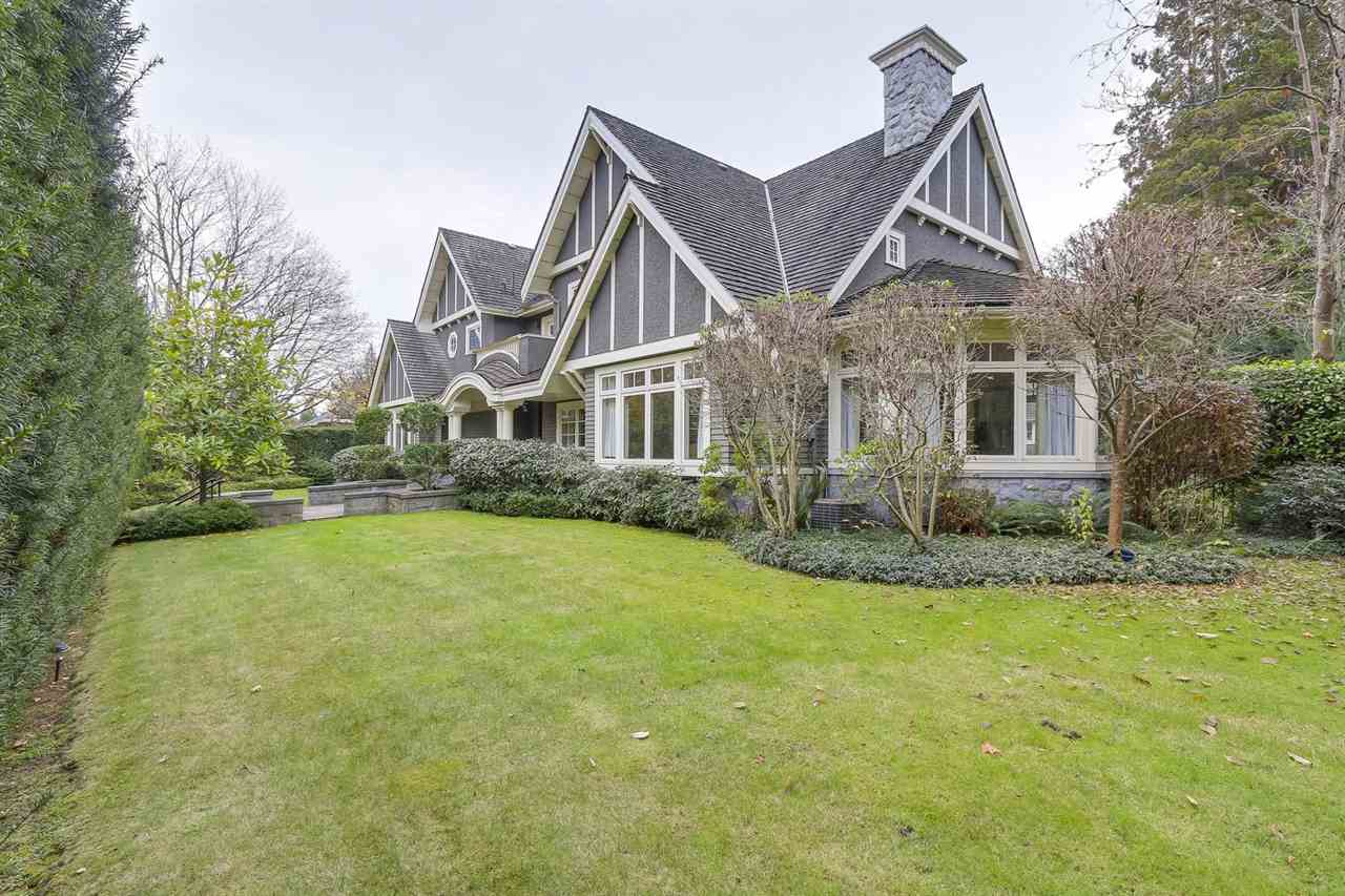 1316 CONNAUGHT Shaughnessy, Vancouver (R2222560)