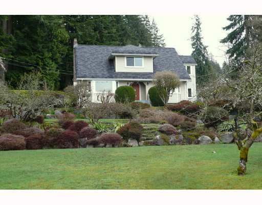 4220 PROSPECT ROAD, North Vancouver