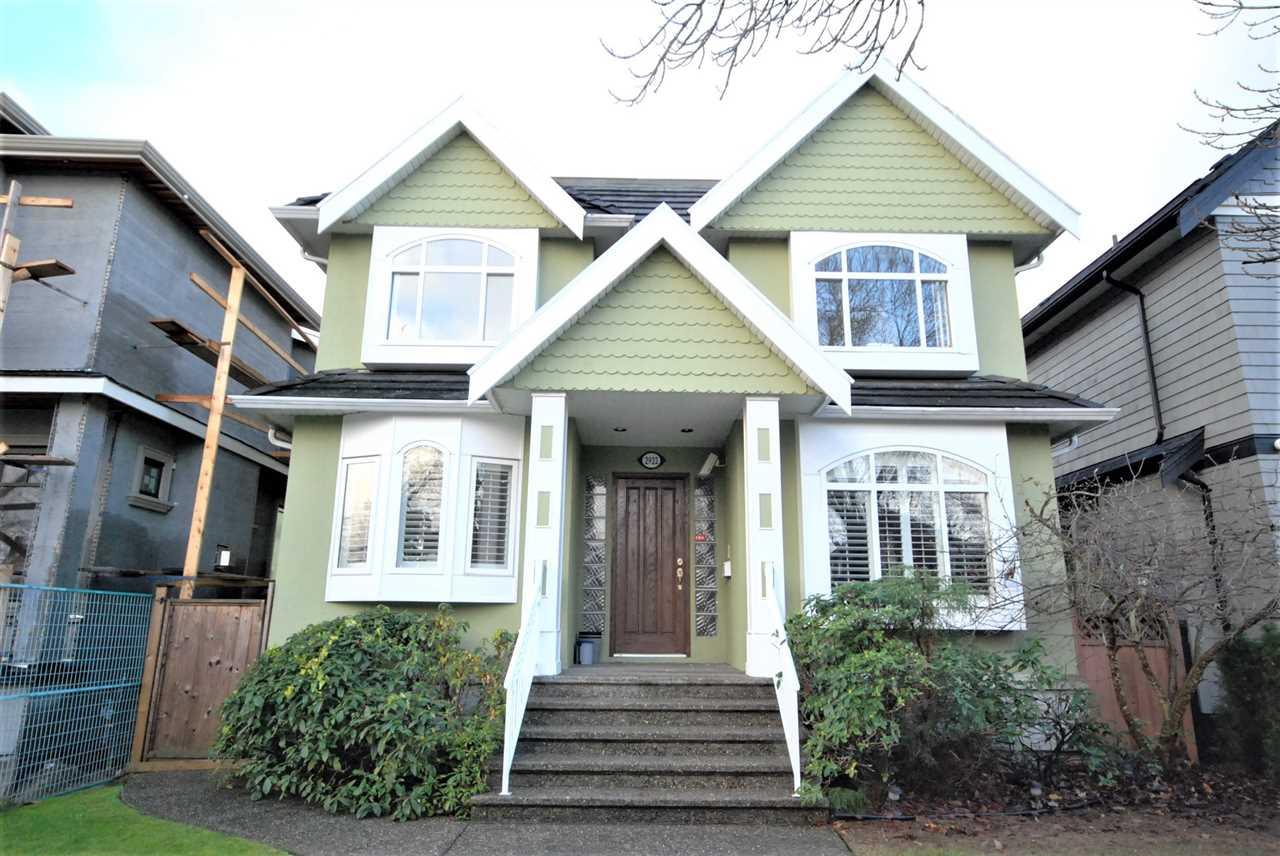 2922 W 21ST Arbutus, Vancouver (R2223048)