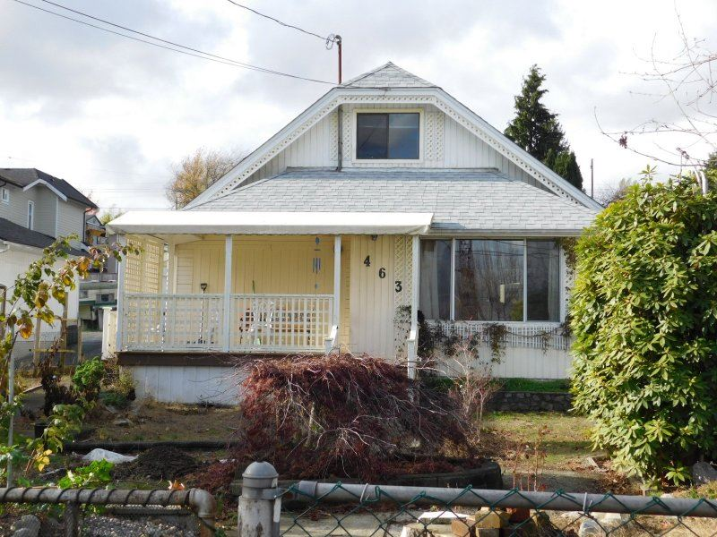 463 ROUSSEAU STREET, New Westminster