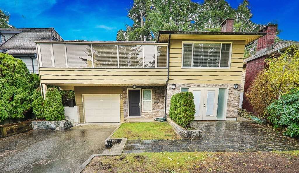 448 SOMERSET STREET, North Vancouver