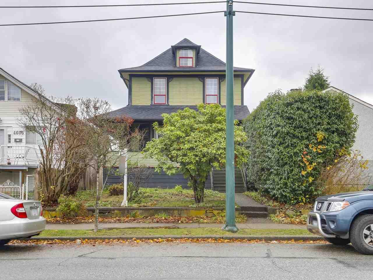 4616 SLOCAN Collingwood VE, Vancouver (R2223348)