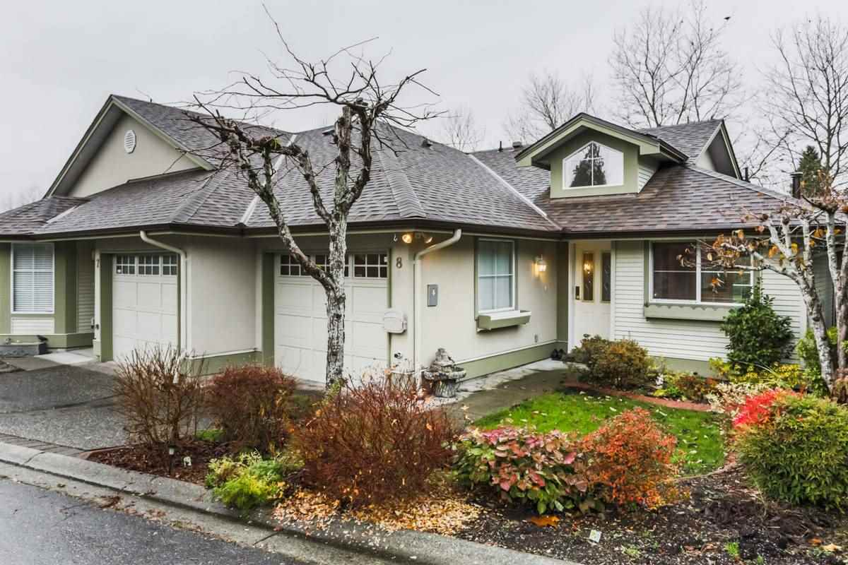 8 22740 116 AVENUE, Maple Ridge
