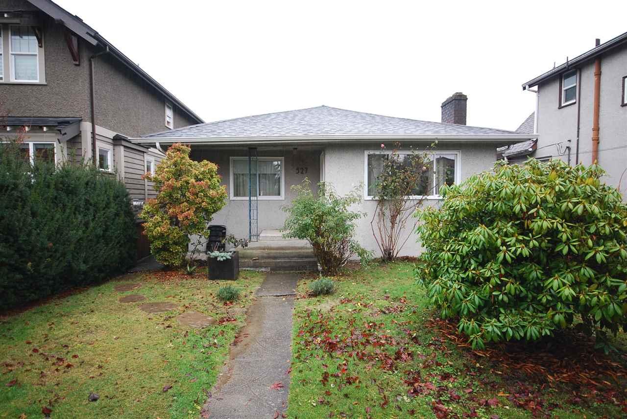 527 E 28TH Fraser VE, Vancouver (R2223636)