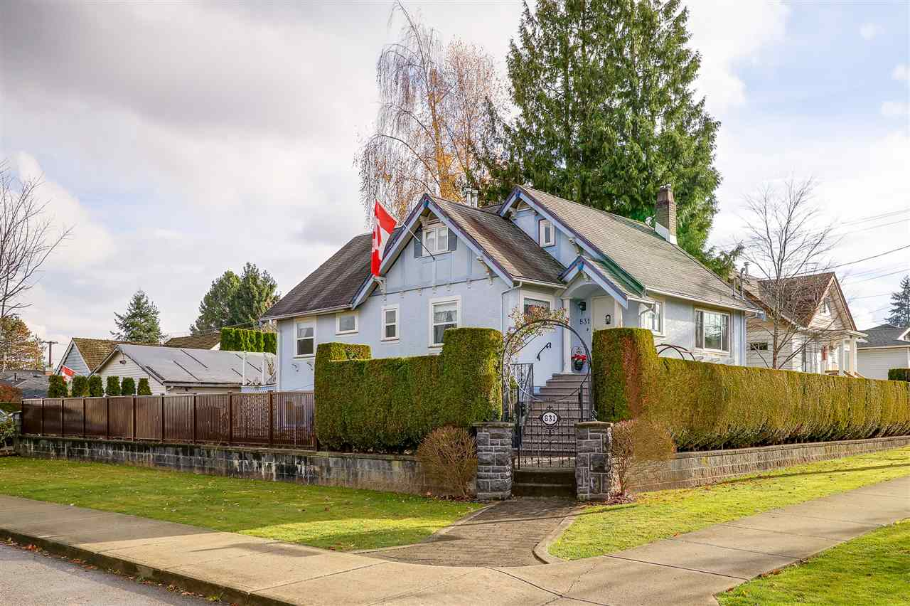 831 SECOND STREET, New Westminster