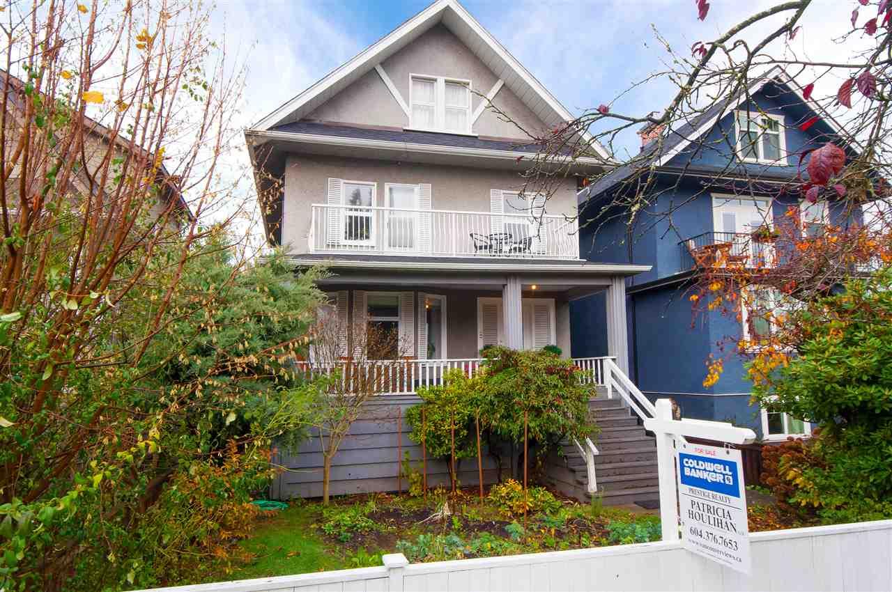 1057 E 13TH Mount Pleasant VE, Vancouver (R2223952)