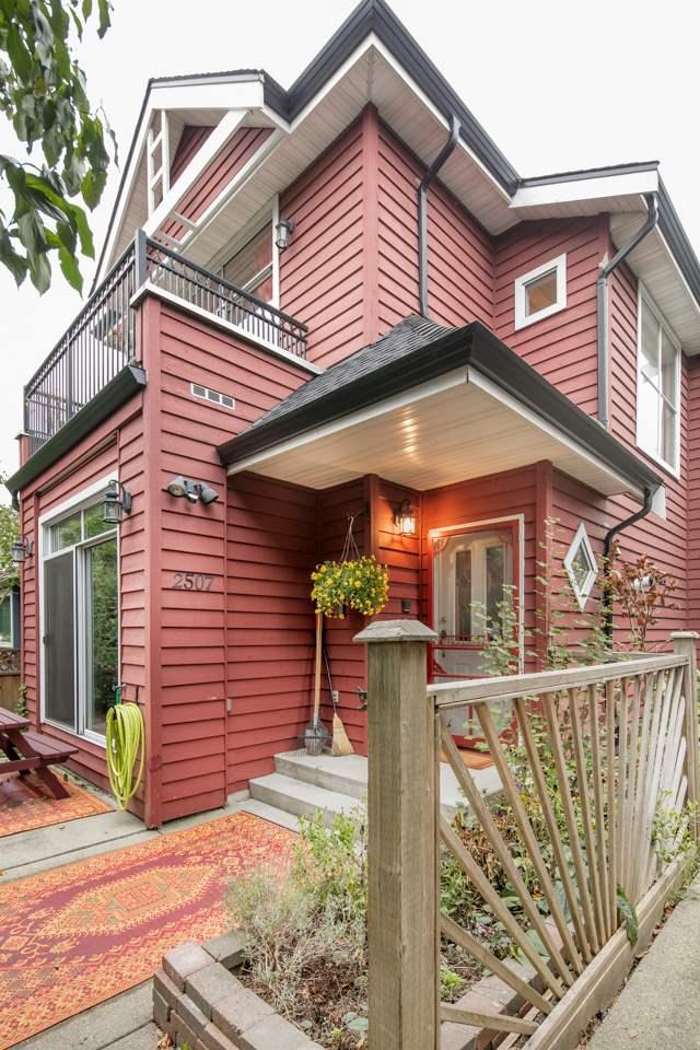 2507 N EAST KENT Fraserview VE, Vancouver (R2224119)