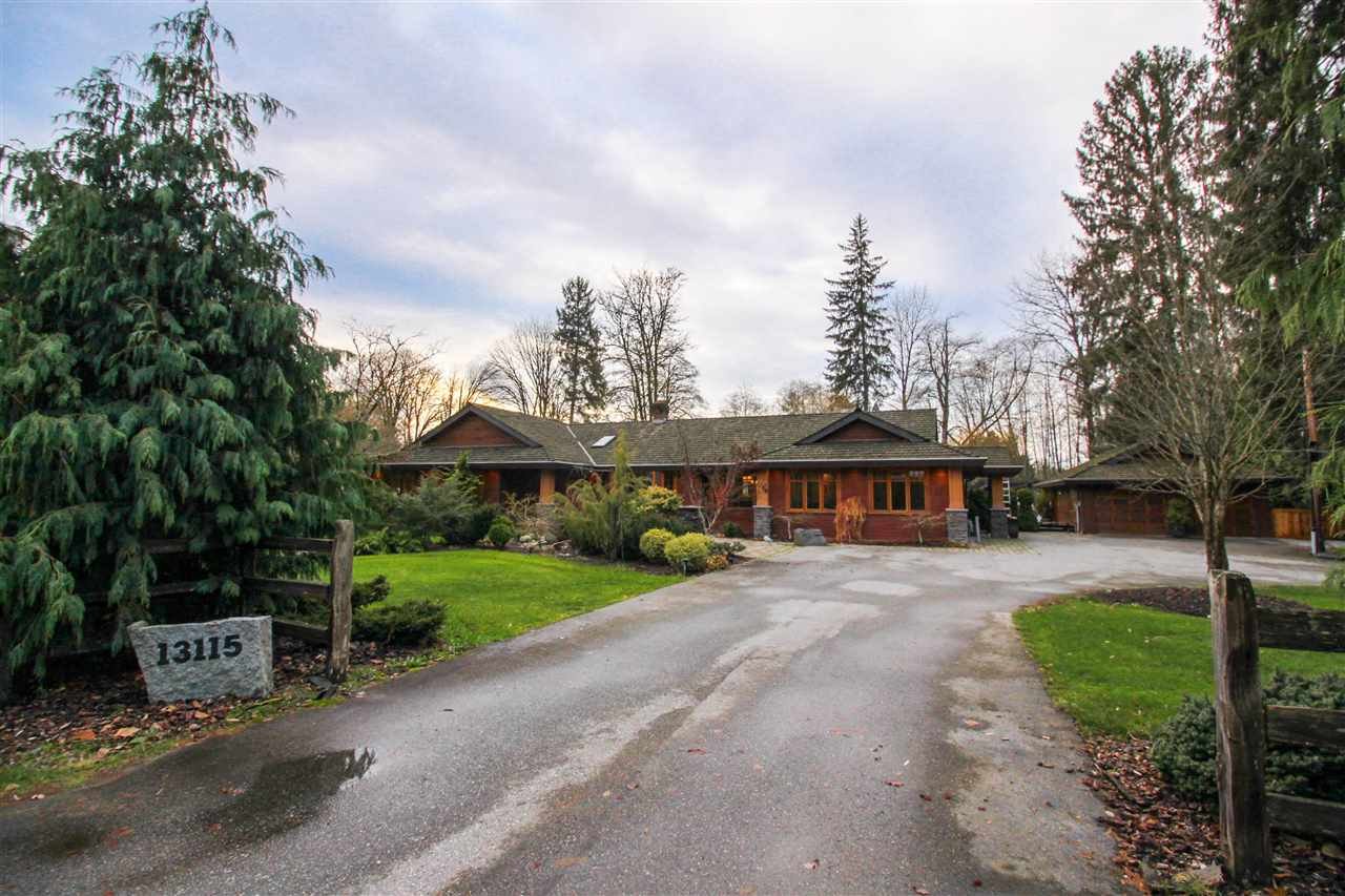 13115 EDGE STREET, Maple Ridge