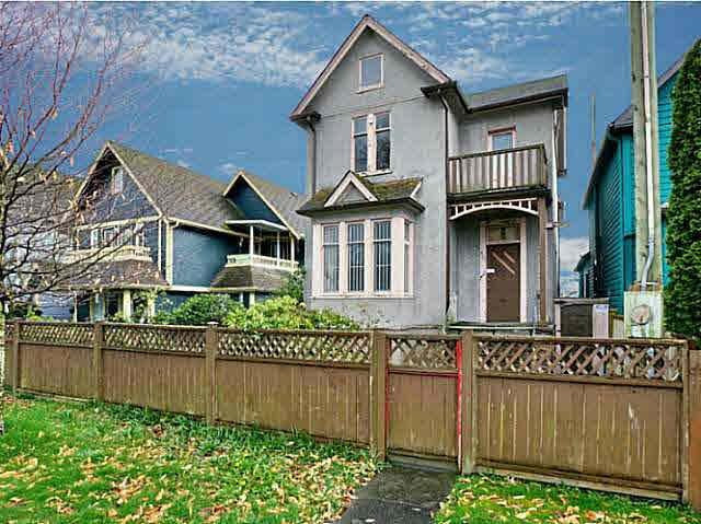 320 UNION Mount Pleasant VE, Vancouver (R2224649)