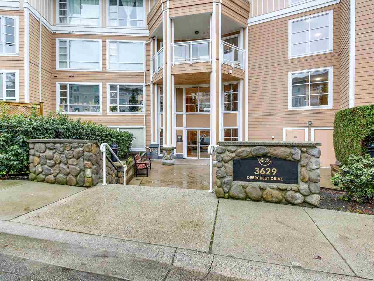 422 3629 DEERCREST DRIVE, North Vancouver