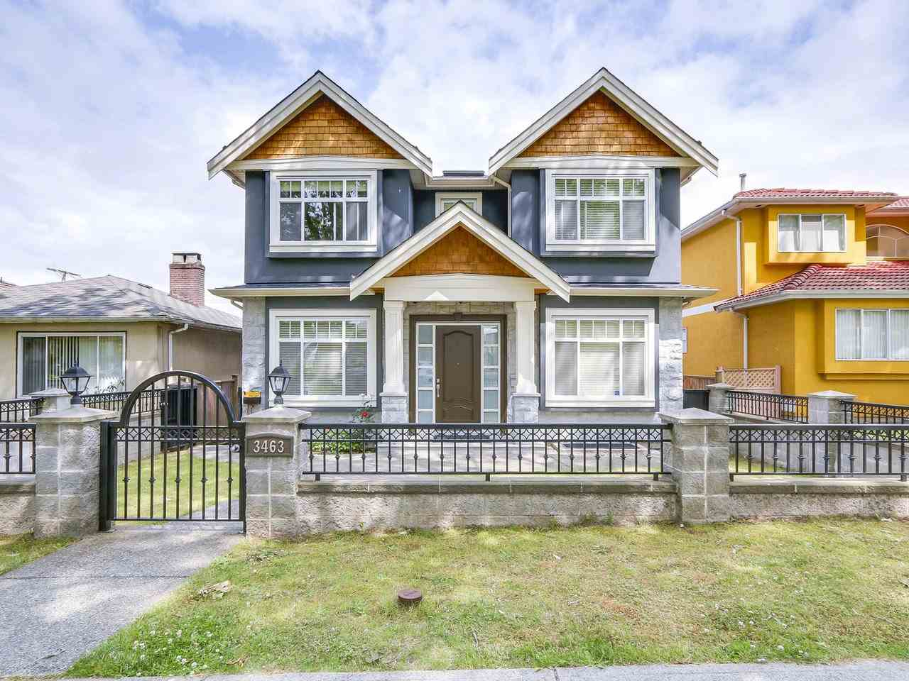 3463 E 22ND Renfrew Heights, Vancouver (R2225598)
