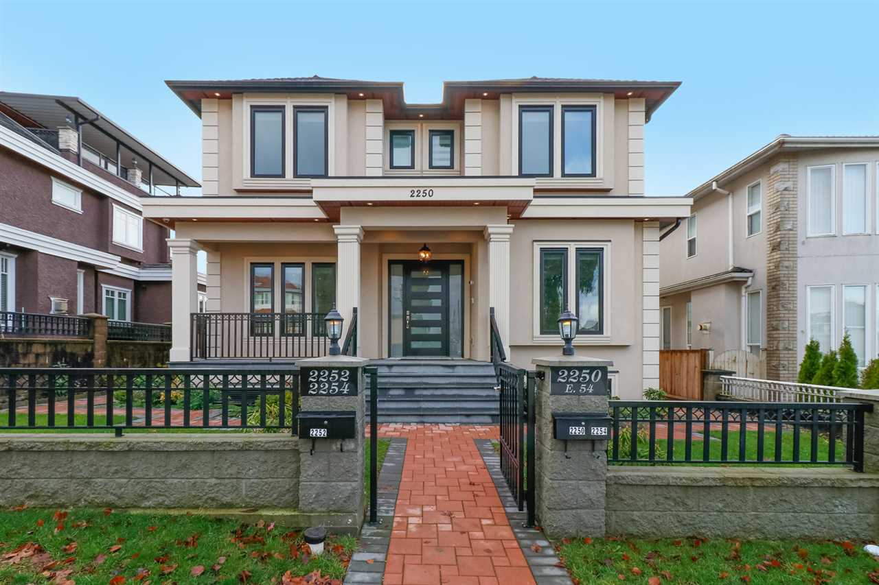 2250 E 54TH Fraserview VE, Vancouver (R2226009)