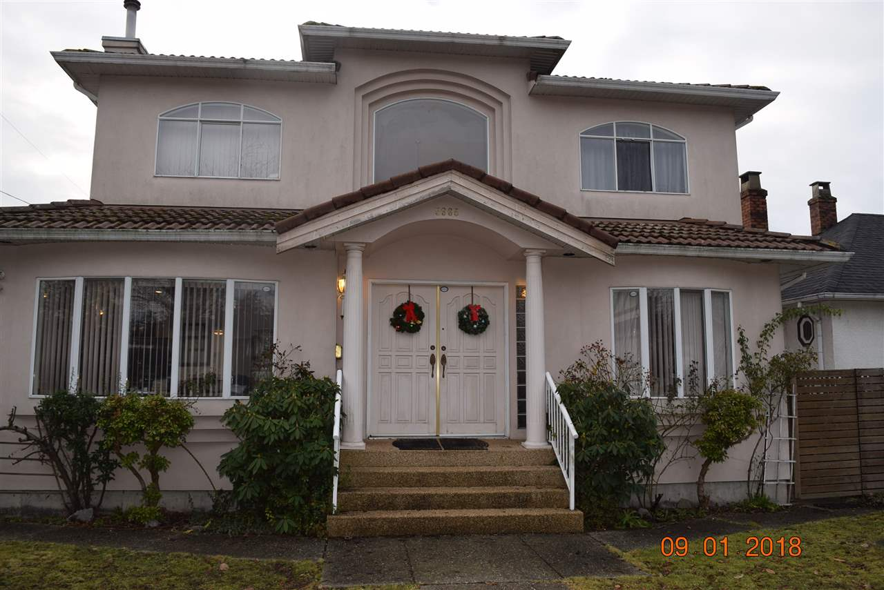 5965 ARLINGTON Killarney VE, Vancouver (R2226095)