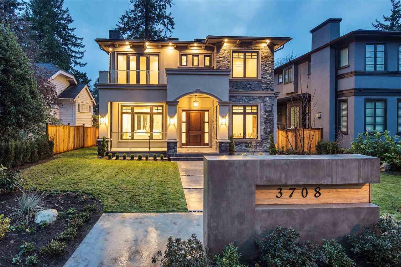 3708 W 35TH Dunbar, Vancouver (R2226315)