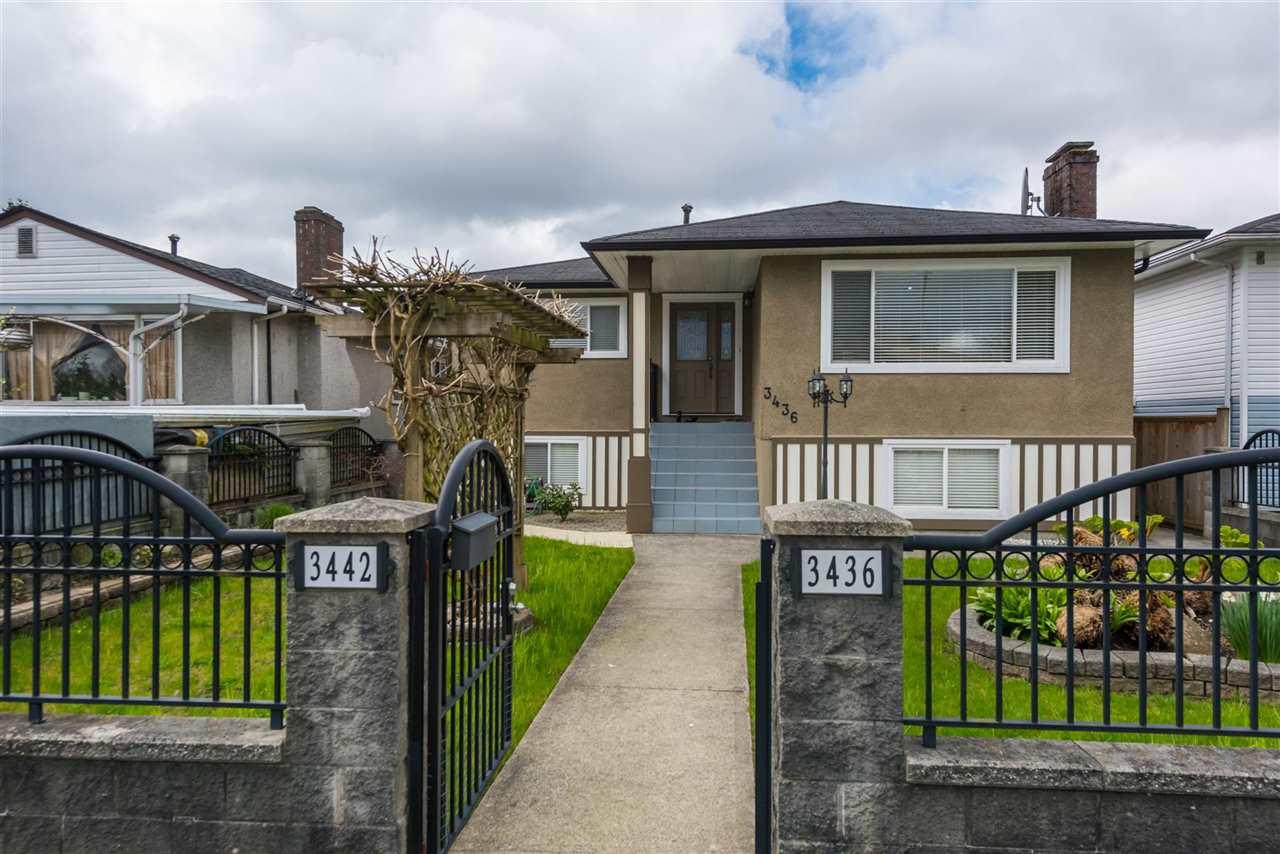 3436 TANNER Collingwood VE, Vancouver (R2226818)