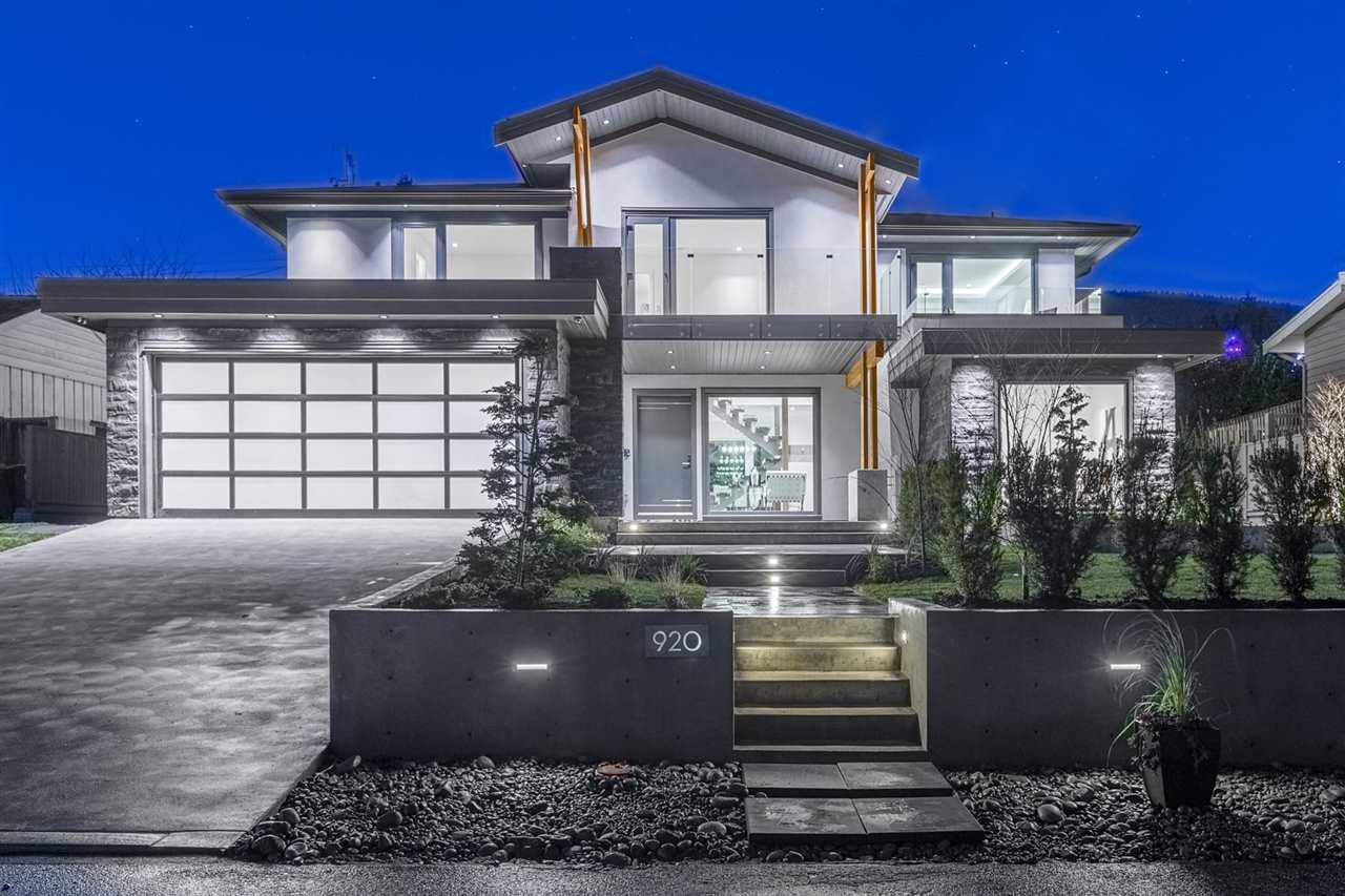 920 MELBOURNE AVENUE, North Vancouver