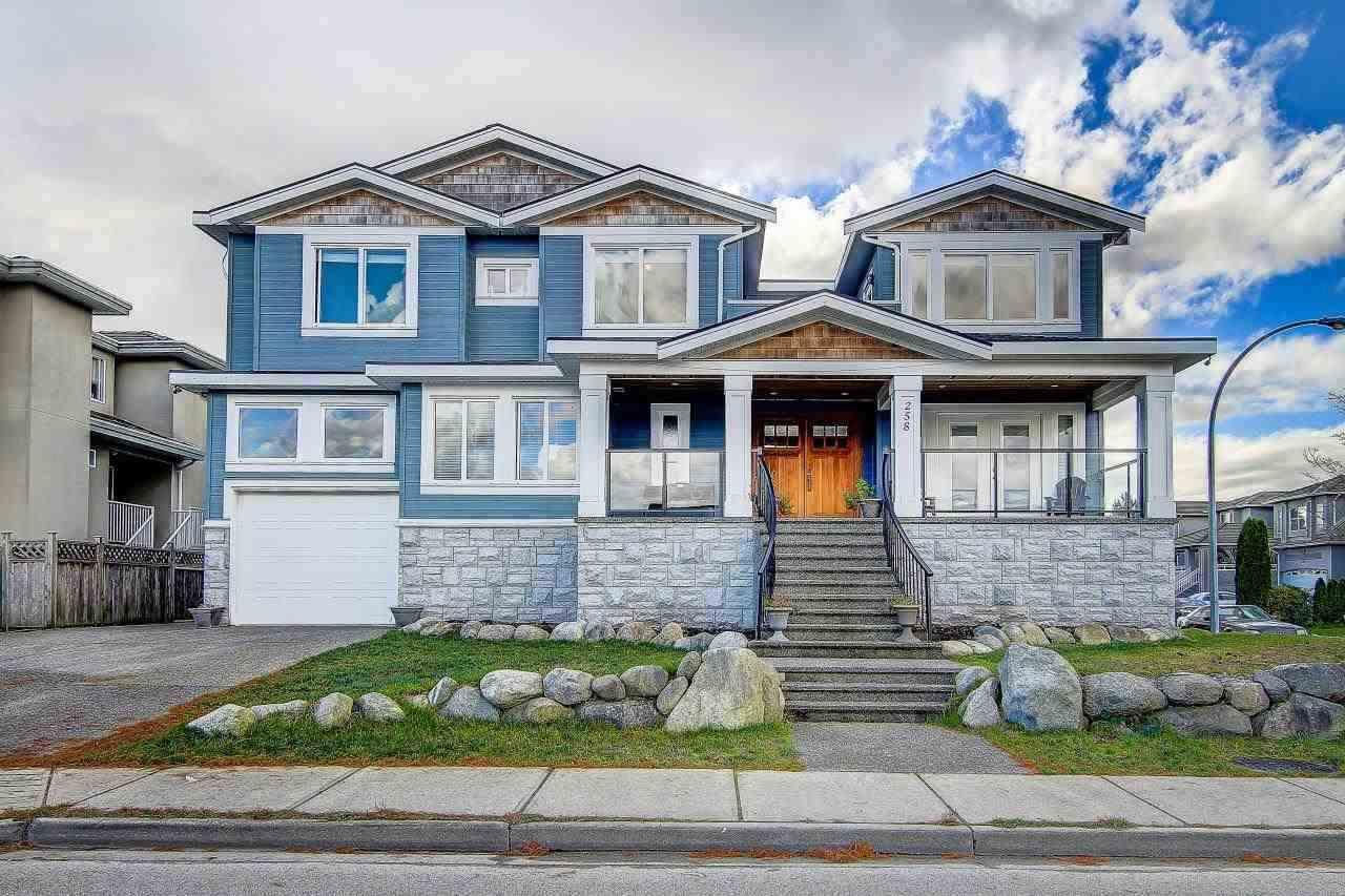258 GIFFORD STREET, New Westminster