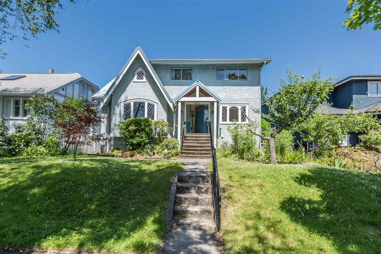 4673 W 8TH Point Grey, Vancouver (R2227225)