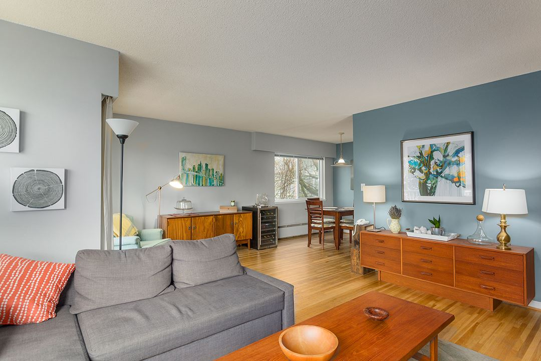 5 1450 CHESTERFIELD AVENUE, North Vancouver