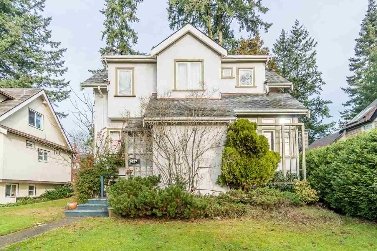 3657 W 37TH Dunbar, Vancouver (R2227691)