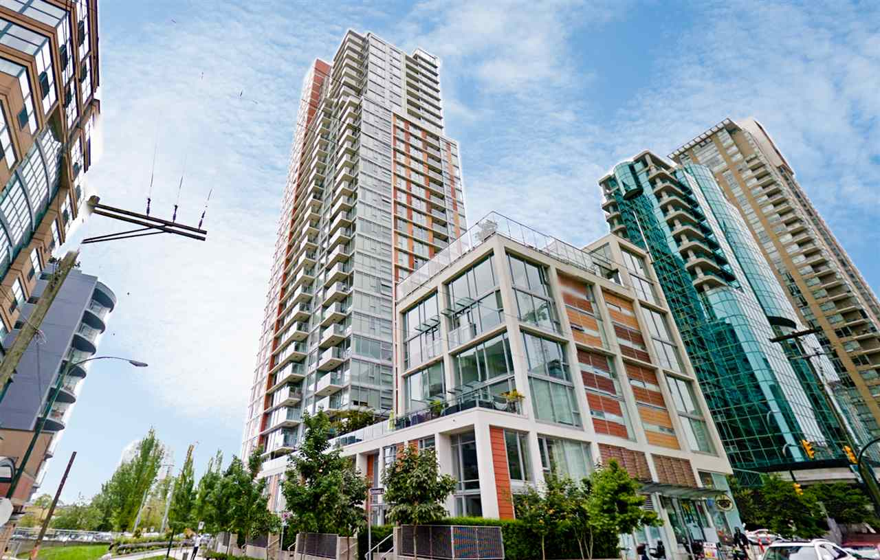 2501 1351 CONTINENTAL STREET, Vancouver
