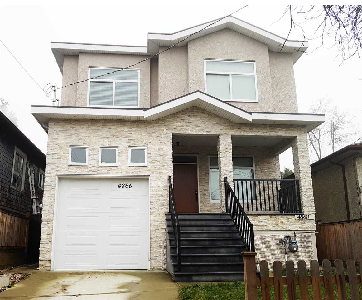 4866 MOSS Collingwood VE, Vancouver (R2227855)