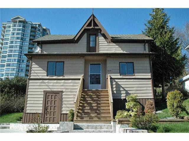 835 ROYAL AVENUE, New Westminster