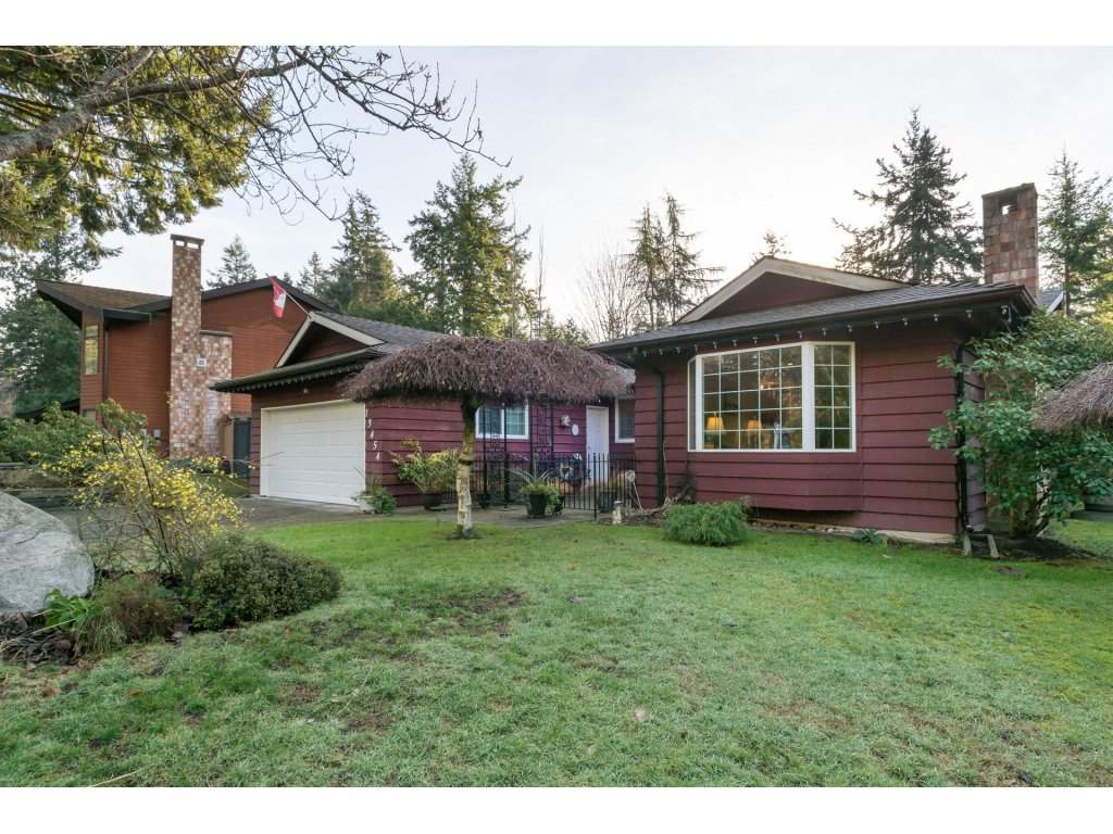 13454 AMBLE WOOD DRIVE, Surrey