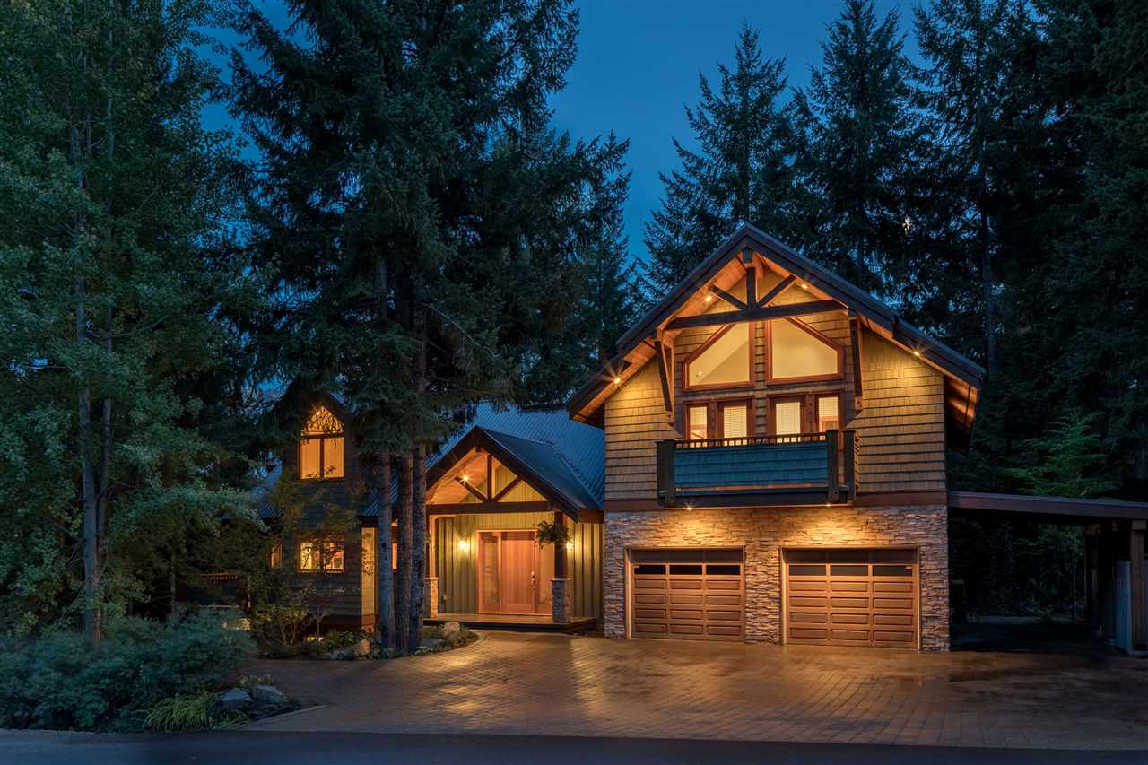 8228 VALLEY DRIVE, Whistler