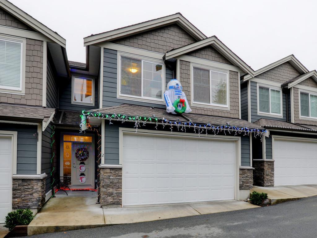 2 11384 BURNETT STREET, Maple Ridge