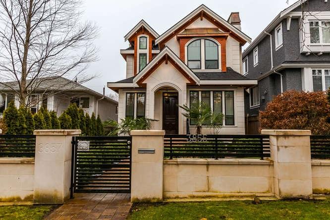 3857 W 24TH Dunbar, Vancouver (R2229583)