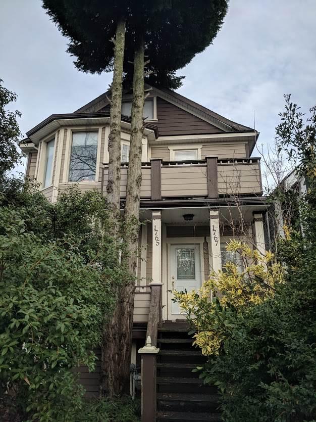 1765 E 15TH AVENUE, Vancouver