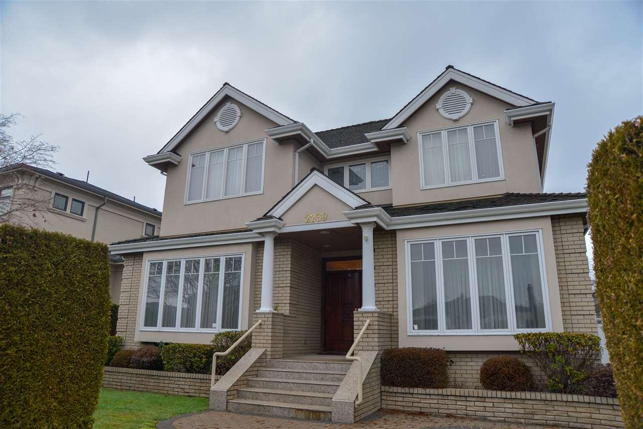2239 W 20 Arbutus, Vancouver (R2230638)