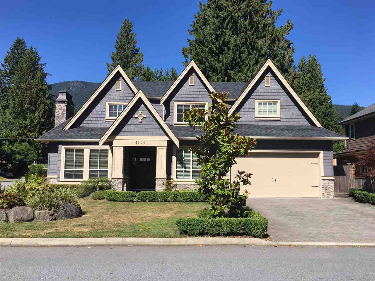 4106 GRACE Canyon Heights NV, North Vancouver (R2230743)