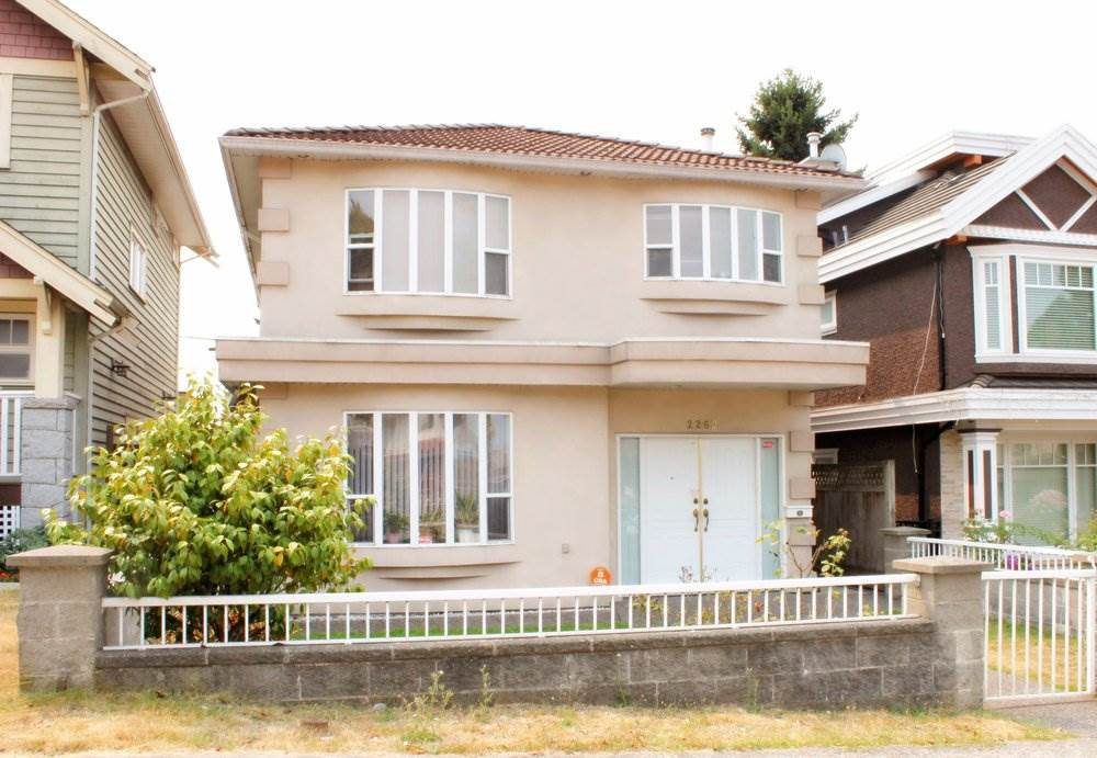2262 E 54TH Fraserview VE, Vancouver (R2230945)