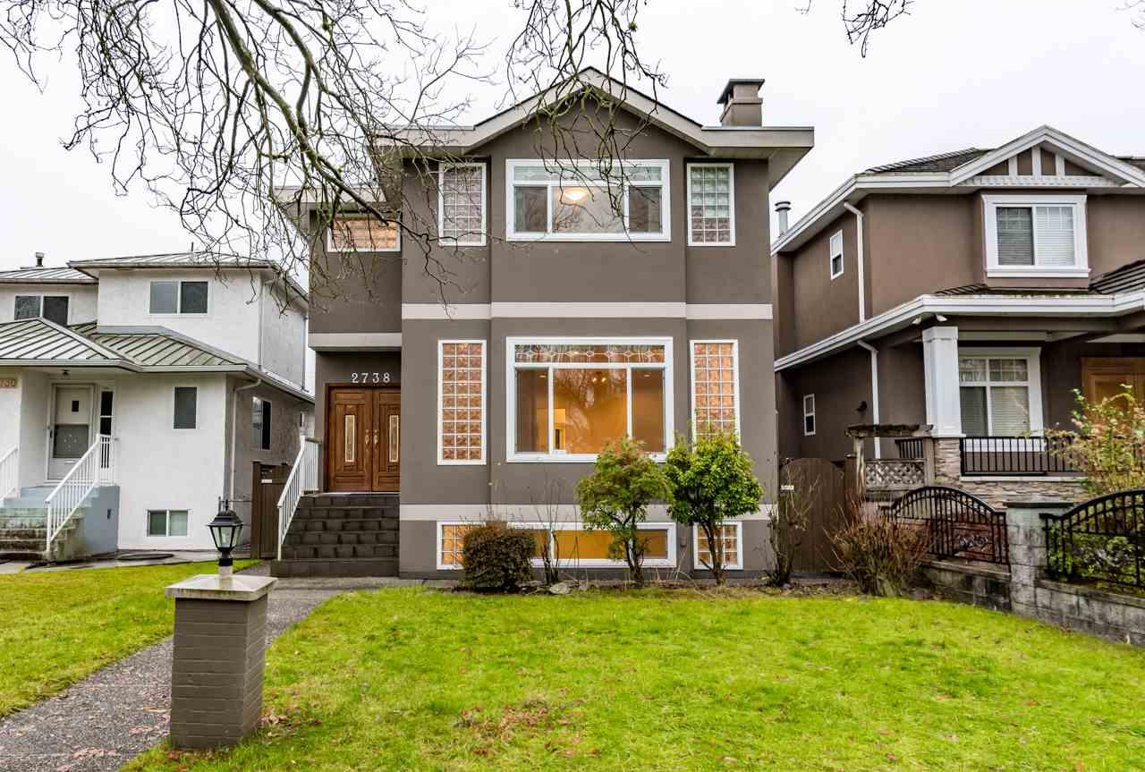2738 W 19TH Arbutus, Vancouver (R2231154)