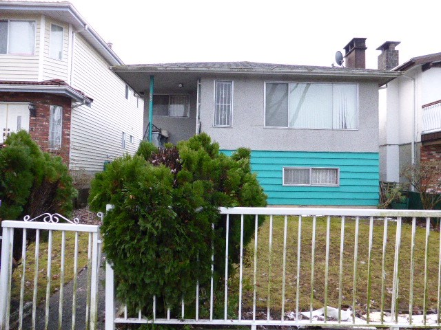 958 E 38TH Fraser VE, Vancouver (R2231578)