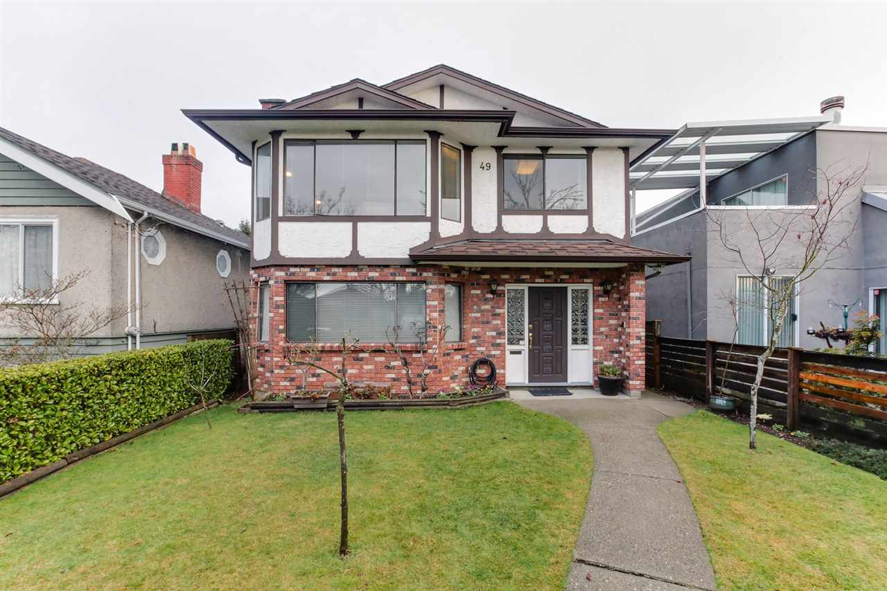 49 E 57TH South Vancouver, Vancouver (R2231610)
