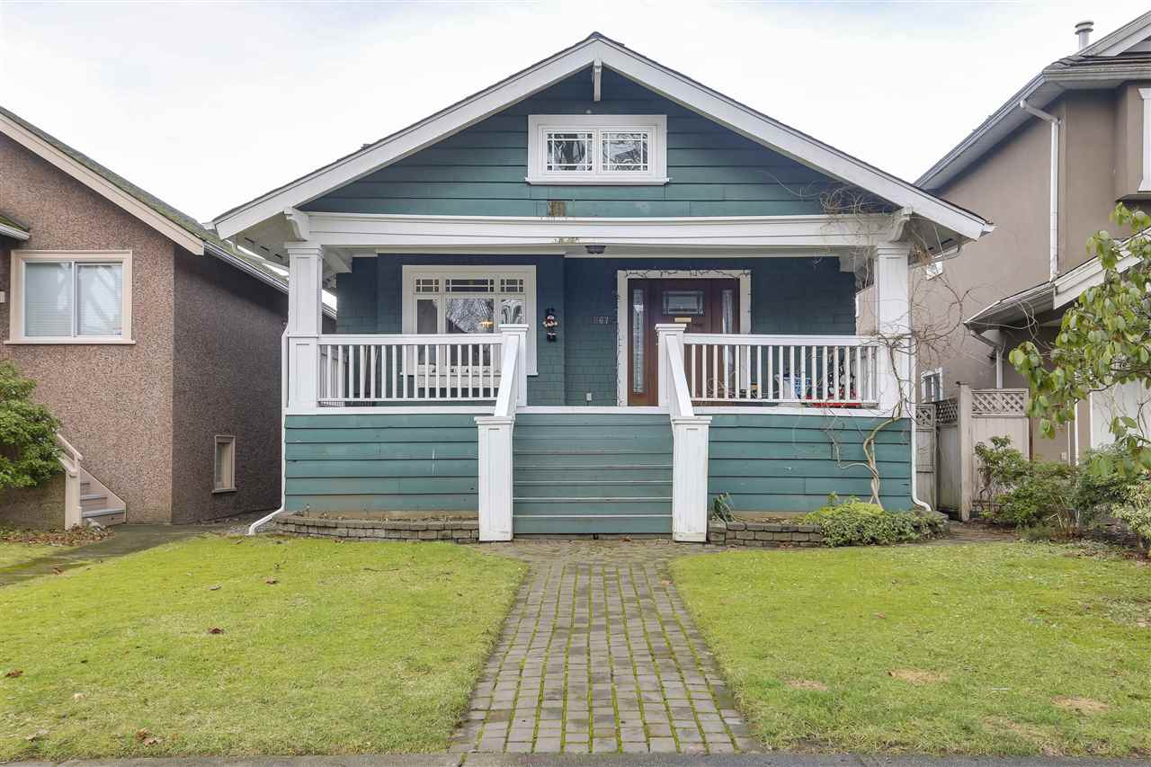 567 W 17TH Cambie, Vancouver (R2231660)