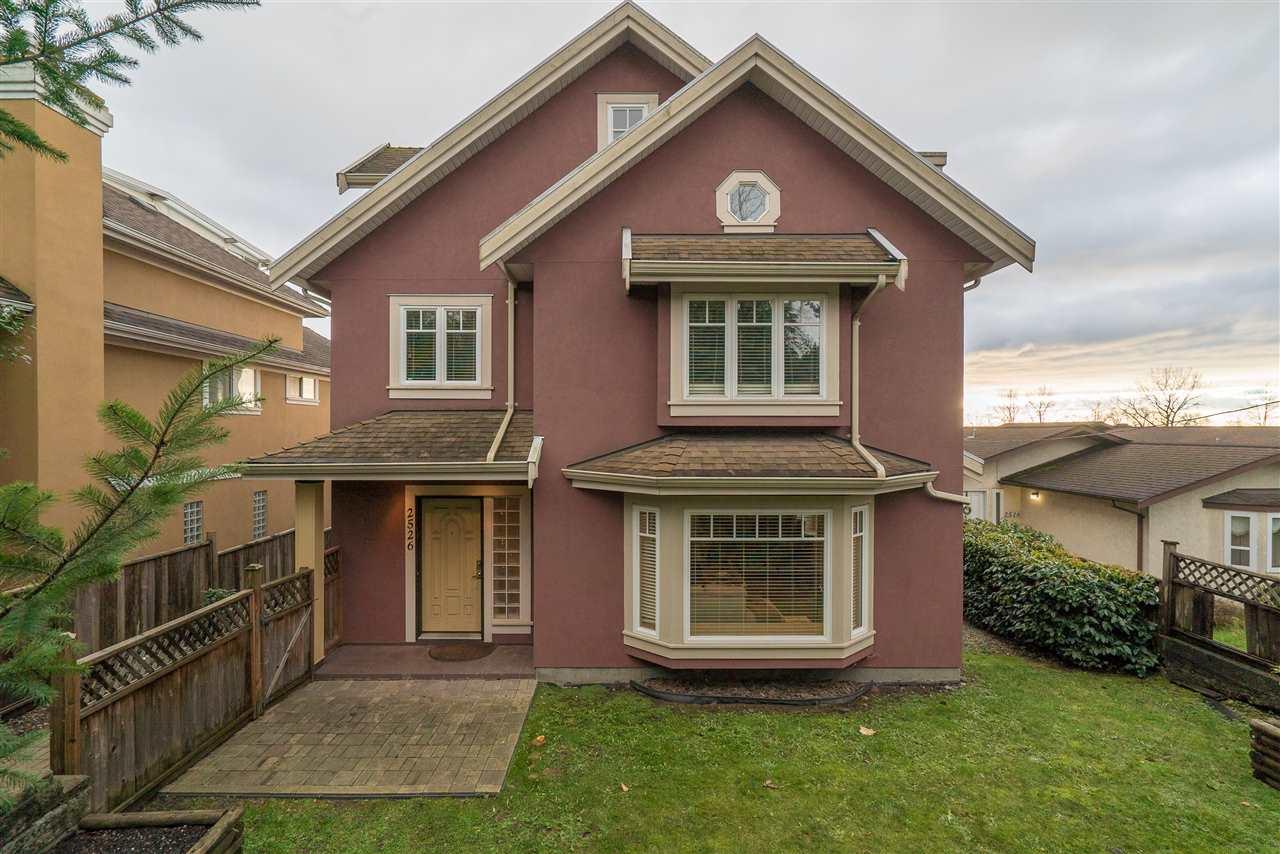2526 SE MARINE Fraserview VE, Vancouver (R2232153)