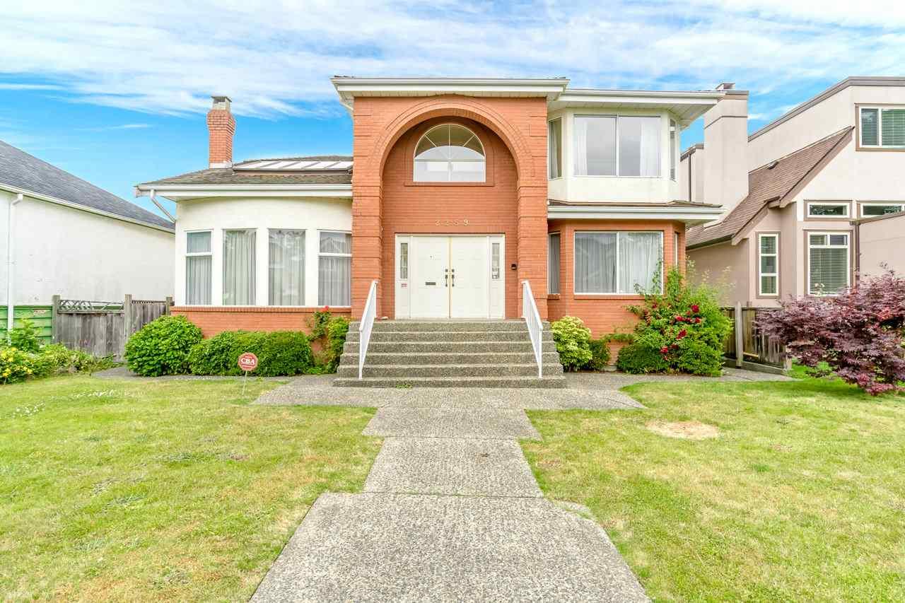2259 W 18TH Arbutus, Vancouver (R2232440)