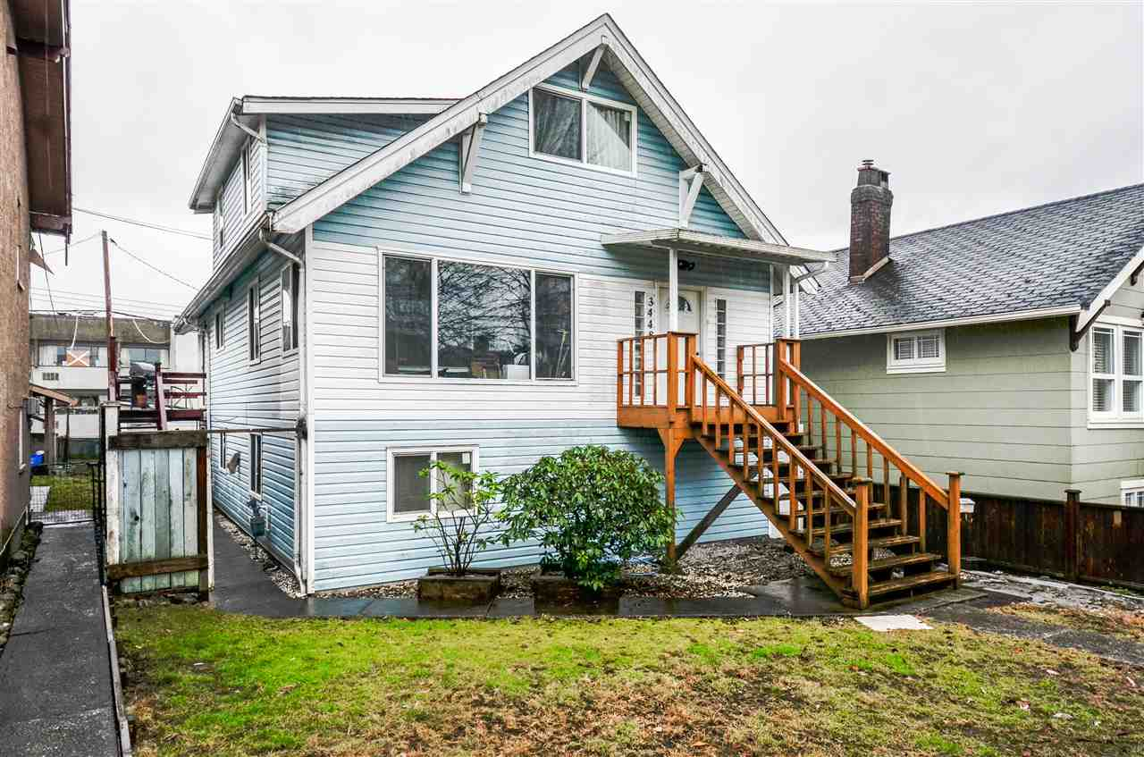 3448 FRANKLIN Hastings East, Vancouver (R2233743)