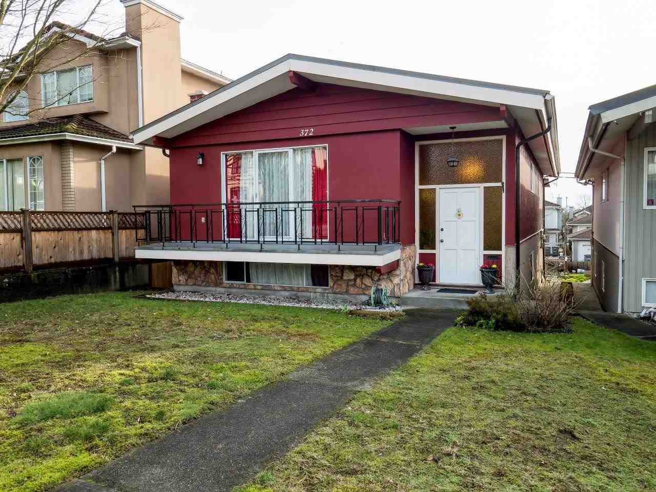 372 E 49TH South Vancouver, Vancouver (R2233920)