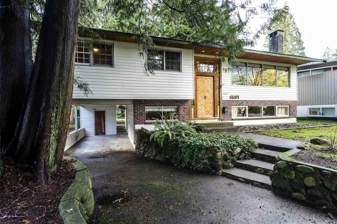 4587 GLENWOOD Canyon Heights NV, North Vancouver (R2233984)
