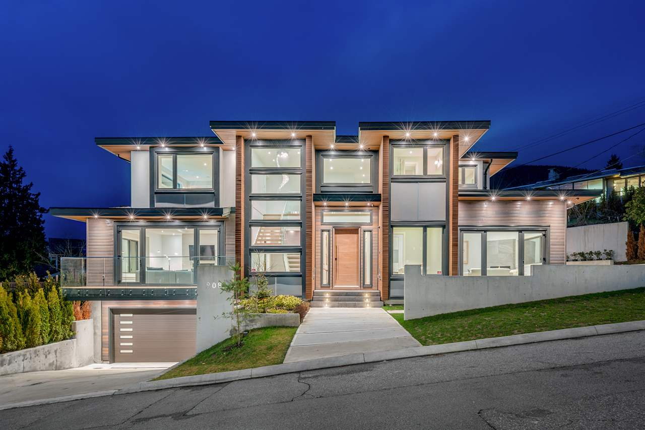 908 BEACONSFIELD Forest Hills NV, North Vancouver (R2235136)