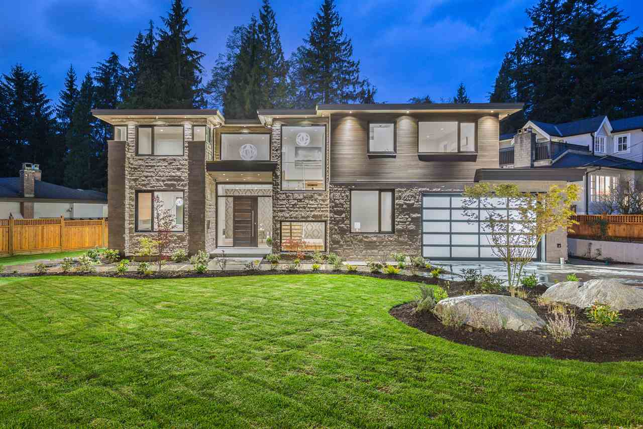 3885 SUNSET Edgemont, North Vancouver (R2235409)