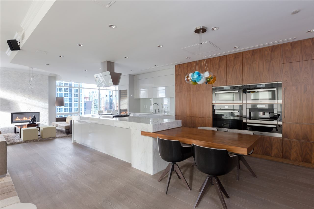 2500 -  1280 RICHARDS #2500 Yaletown, Vancouver (R2235505)