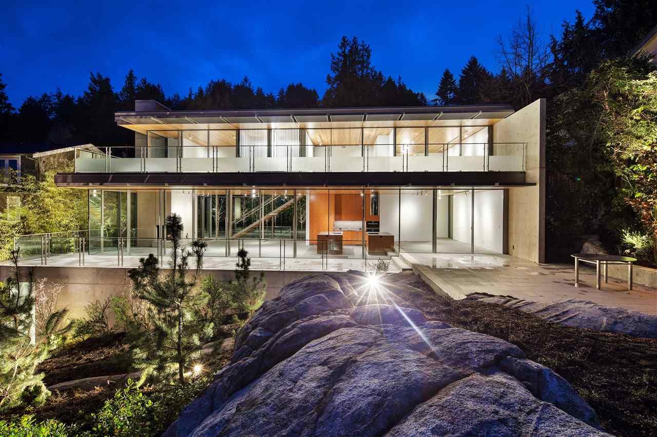 4055 MARINE Sandy Cove, West Vancouver (R2235527)